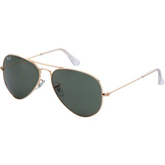 RAY-BAN Aviator Large Metal 0RB3025 Sonnenbrille gold