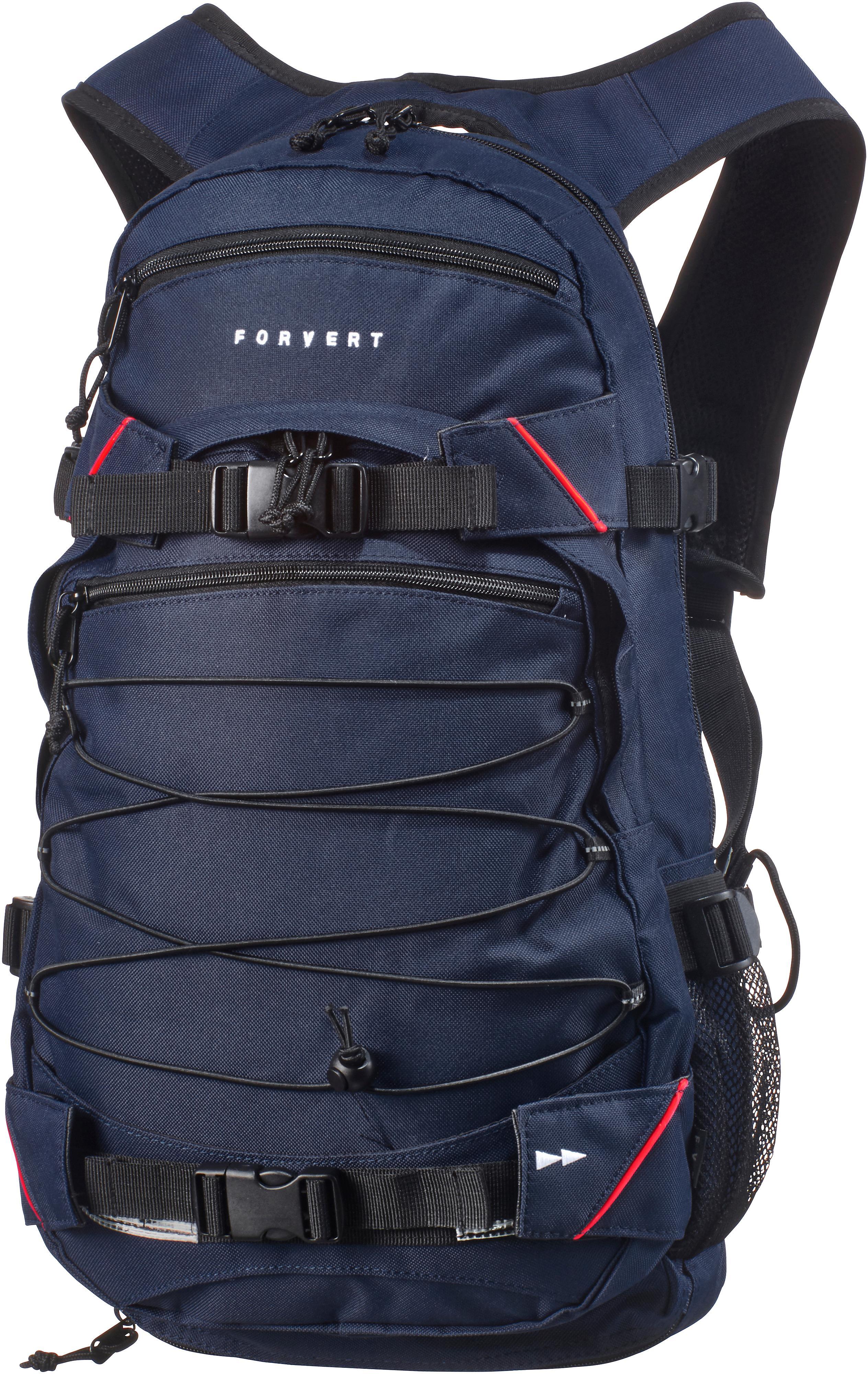 6fd6f979252d9 Forvert Rucksack Louis Daypack navy im Online Shop von SportScheck kaufen