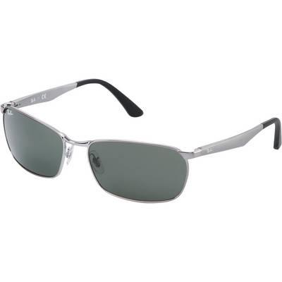 RAY-BAN Sonnenbrille silber