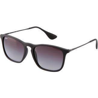 RAY-BAN Chris 0RB4187 Sonnenbrille rubber black
