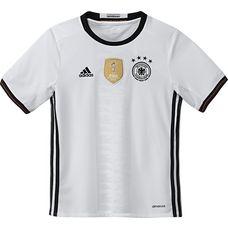 adidas DFB EM 2016 Heim Fußballtrikot Kinder weiß