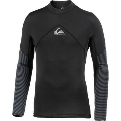 Quiksilver Tropix Surf Shirt Herren schwarz