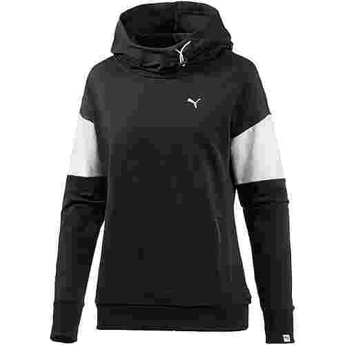 PUMA Hoodie Damen schwarz/weiß im Online Shop von SportScheck kaufen