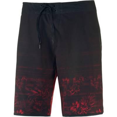 Oakley Blade Boardshorts Herren schwarz/rot