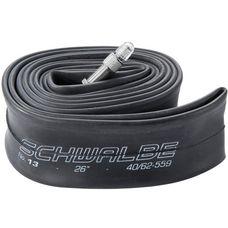 Schwalbe DV 13, 26 Zoll Fahrradschlauch schwarz