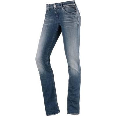 REPLAY Vicki Straight Fit Jeans Damen dark denim