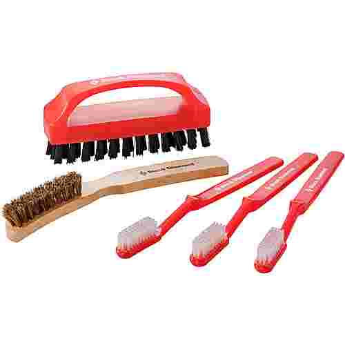 Black Diamond BD Brush Boulderbürste rot-braun