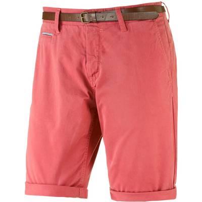 TOM TAILOR Shorts Herren rot