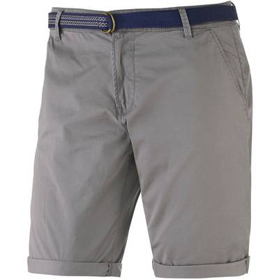 TOM TAILOR Shorts Herren dunkelgrau