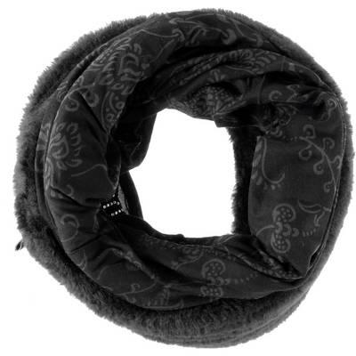 BUFF Polar Thermal Loop Svet Black Chic