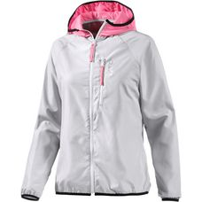 Colour Wear Jewel Windbreaker Damen grau/rosa