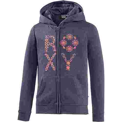 d3cd3685e4 Roxy Sweatjacke Mädchen dunkelblau/koralle im Online Shop von ...