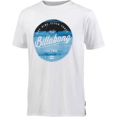 Billabong Rounder SS T-Shirt Herren weiß