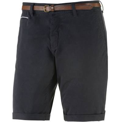 TOM TAILOR Shorts Herren navy