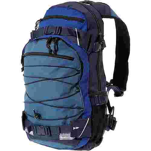 Forvert Three Color Louis Daypack blau