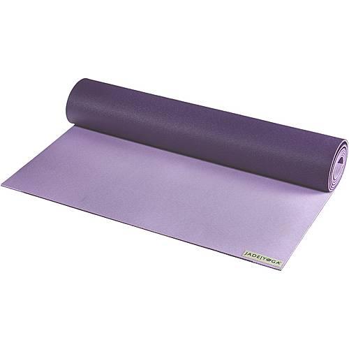 JADEYOGA Yogamatte lavendel/lila