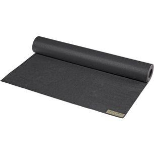 JADEYOGA Yogamatte schwarz