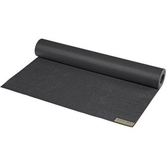 JADEYOGA Travel Yogamatte black