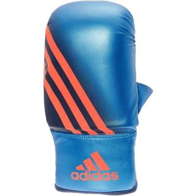 adidas Speed 100 Boxhandschuhe metallic blau