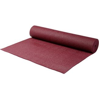 YOGISTAR.COM Yoga Matte bordeaux