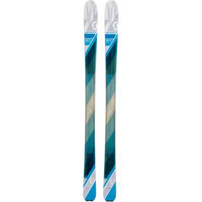 SCOTT Surf'Air Tourenski blau/silberfarben