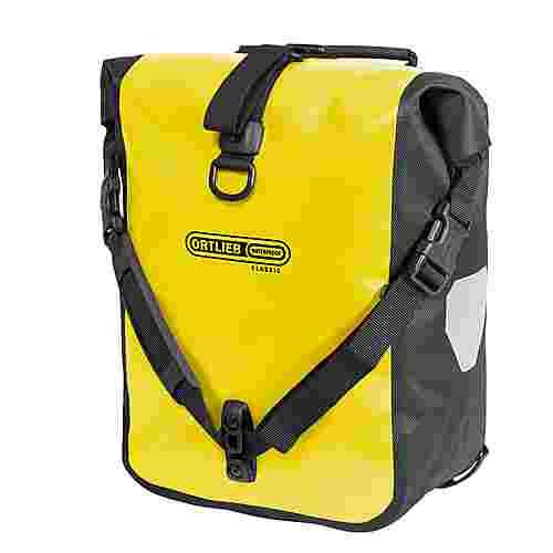 ORTLIEB Sport Roller Fahrradtasche schwarz/gelb