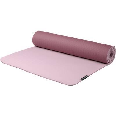 YOGISTAR.COM Yogamatte bordeaux