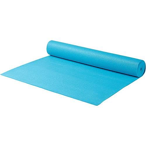 YOGISTAR.COM Yogamatte türkis