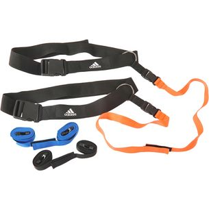 adidas Reaction Belt Schlingentrainer schwarz/orange/blau