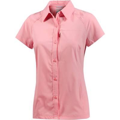 Columbia Silver Ridge Funktionsbluse Damen rosa