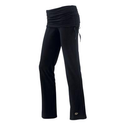 unifit Jazzpants Damen schwarz