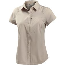 Columbia Silver Ridge Funktionsbluse Damen beige