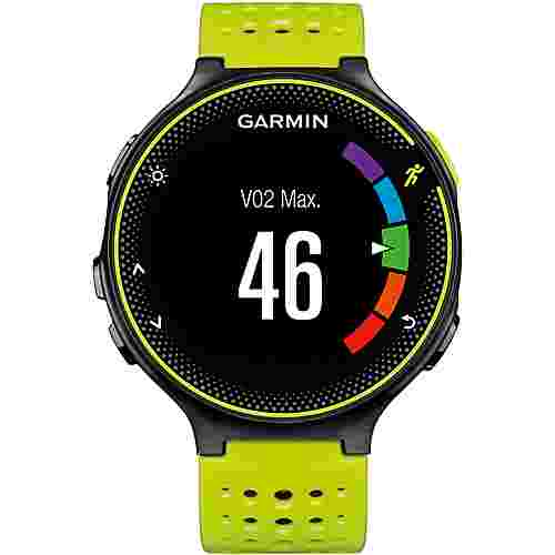 garmin forerunner 230 sportuhr schwarz gelb im online shop. Black Bedroom Furniture Sets. Home Design Ideas