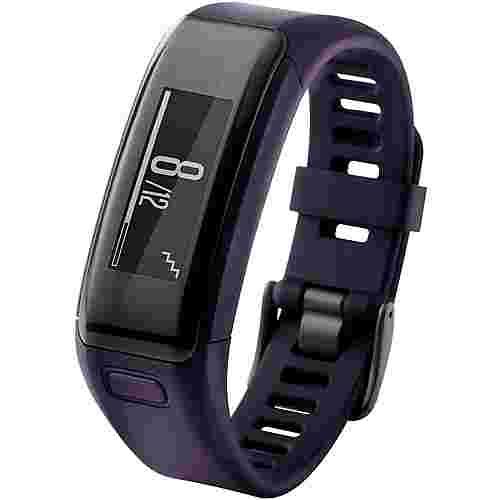Garmin Vivosmart HR Fitness Tracker purple