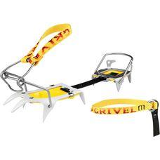 Grivel Ski Tour Steigeisen silberfarben/gelb