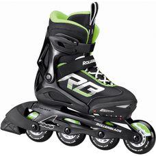 ROLLERBLADE Comet Fitness Skates Kinder schwarz/grün