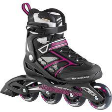 ROLLERBLADE Zetrablade W Fitness Skates Damen schwarz/pink