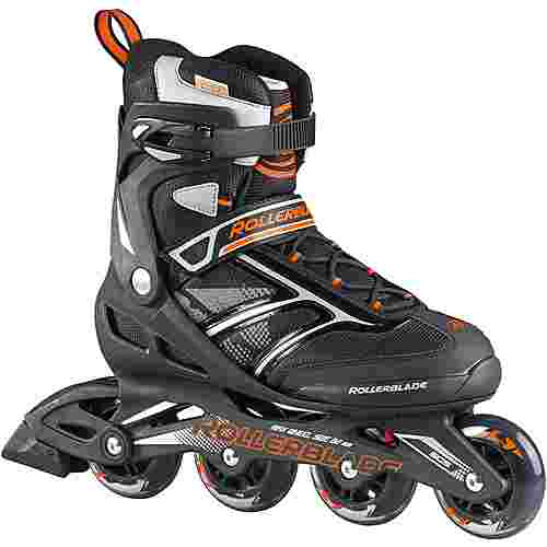 ROLLERBLADE Zetrablade Inline-Skates Herren black-orange