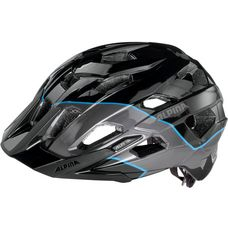 ALPINA Yedon Fahrradhelm schwarz/blau