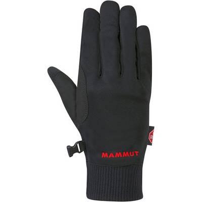 Mammut Astro Outdoorhandschuhe schwarz