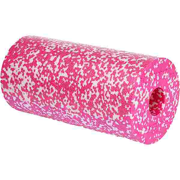 BLACKROLL Med Faszienrolle weiß-pink