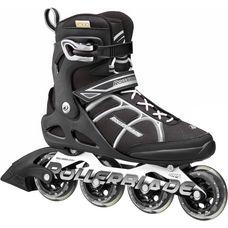 ROLLERBLADE Astro ST Fitness Skates Herren schwarz/silber