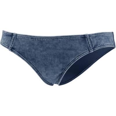 Seafolly Deja Blue Bikini Hose Damen jeansblau