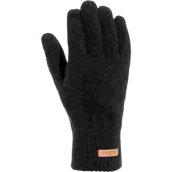 Barts Haakon Fingerhandschuhe schwarz