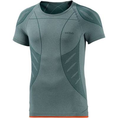 Odlo Evolution Light Trend Funktionsshirt Herren oliv
