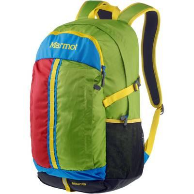 Marmot Brighton Daypack grün/rot/blau