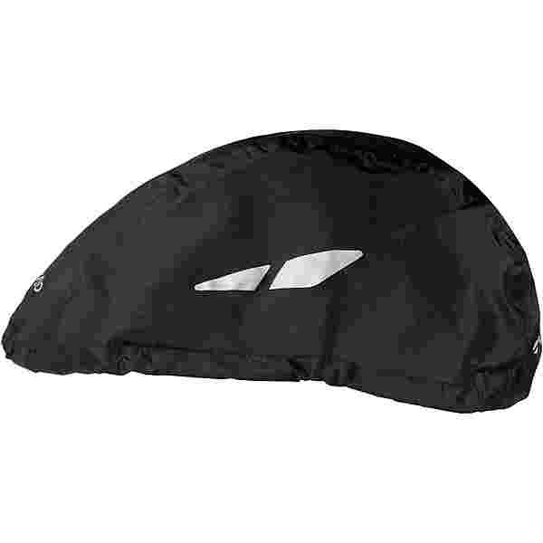 VAUDE Helmet Raincover sz. Fahrradhelmüberzug schwarz