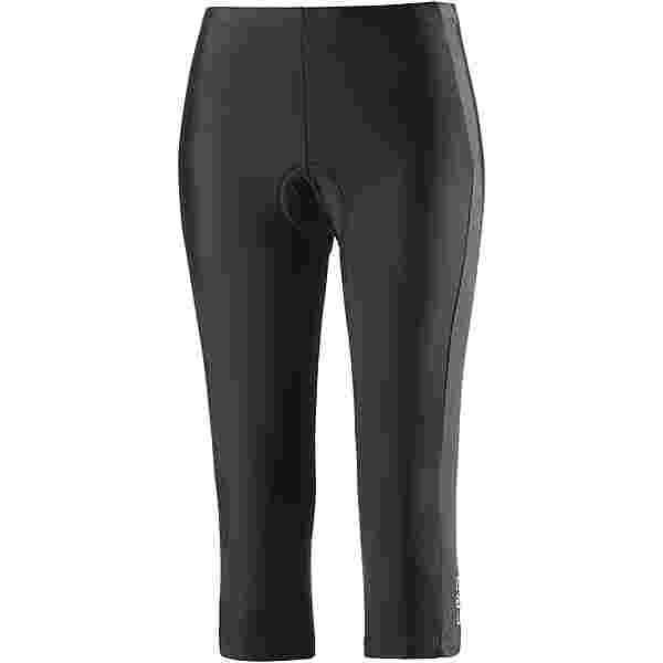 CMP WOMAN BIKE 3/4 PANT Tights Damen nero