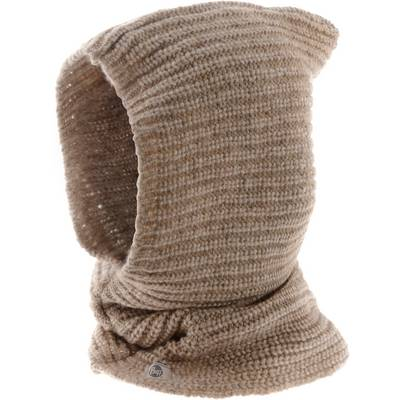 BUFF Trapped Hood Loop Oyster Gray