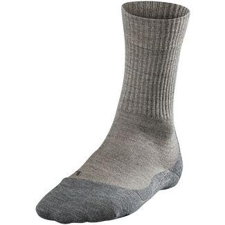 Falke TK 2 Wool Merino Wandersocken Damen beige